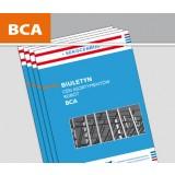 Biuletyn cen asortymentów robót BCA  (kwartalnik)