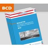 Biuletyn cen robót drogowych BCD uwzględniający warunki OST (kwartalnik)