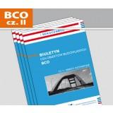 Biuletyn cen obiektów budowlanych BCO cz. II - Obiekty inżynieryjne (kwartalnik)