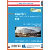 Biuletyn cen obiektów budowlanych BCO cz. I 2 kw. 2020
