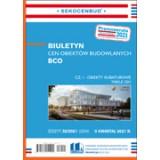 Biuletyn cen obiektów budowlanych BCO cz. I 2 kw. 2021