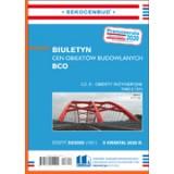 Biuletyn cen obiektów budowlanych BCO cz. II 2 kw. 2020