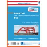 Biuletyn cen obiektów budowlanych BCO cz. II 2 kw. 2021