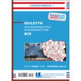 Biuletyn cen regionalnych w budownictwie BCR 3 kw. 2021