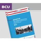 Biuletyn cen robót ubezpieczeniowych BCU (wydawnictwo półroczne)