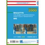 Biuletyn cen robót elektrycznych BRE 1 kw. 2021