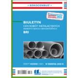 Biuletyn cen robót instalacyjnych BRI 4 kw. 2020