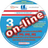 Informacje kwartalne RMS (IMB, IMI, IME, IRS, Sekocenbud.NET) 3 kw. 2021 on-line