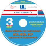 Biuletyny scalone (BCA, BCD, BCP) 3 kw. 2021 CD