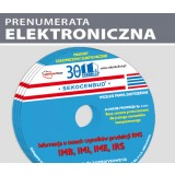 ZESTAW Informacji o cenach czynników produkcji RMS na CD (prenumerata elektroniczna)