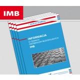 Informacja o cenach materiałów budowlanych IMB (kwartalnik)