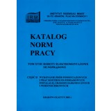 Katalog Norm Pracy 18 cz. II