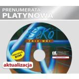 Aktualizacja SeKo PRIX-WKI (prenumerata platynowa)