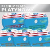 KOMPLET wydawnictw SEKOCENBUD na CD (prenumerata platynowa)