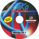 Aktualizacja programu kosztorysowego SeKo PRIX do wersji 16.1