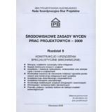 Środowiskowe zasady wyceny prac projektowych 2009 Rozdz. 9