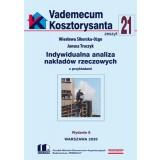 Vademecum Kosztorysanta - Zesz. 21 Wyd. VIII