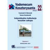 Vademecum Kosztorysanta - Zesz. 22 Wyd. VIII