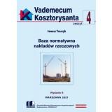 Vademecum Kosztorysanta - Zesz. 4 Wyd. VIII