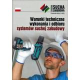 Warunki techniczne wykonania i odbioru systemów z suchej zabudowy