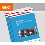 Wartość kosztorysowa inwestycji - wskaźniki cenowe WKI (kwartalnik)