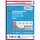 Zagregowane wskaźniki waloryzacyjno-prognostyczne ZWW 3 kw. 2020